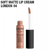 Матовая помада Nyx Soft Matte Lip Cream London