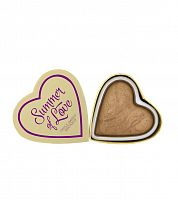 Бронзер I Heart Makeup Blushing Hearts - Summer of Love Bronzer