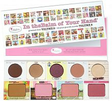 Палетка теней theBalm Cosmetics - In theBalm of Your Hand V2