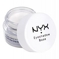 Основа под тени NYX Eyeshadow Base ESB01 - White